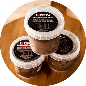 Brigadeiro Pave | Gourmet Pizza | Best Pizza near me | I Love Pizza