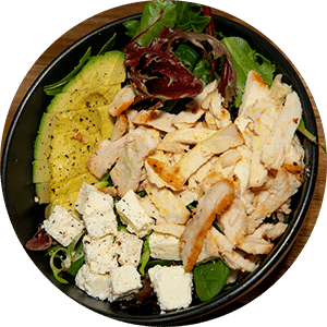 Chicken Avo Salad | | Gourmet Pizza | Best Pizza near me | I Love Pizza