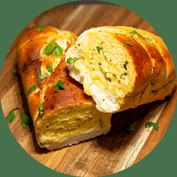 Garlic Bread | Gourmet Pizza | Best Pizza near me | I Love Pizza