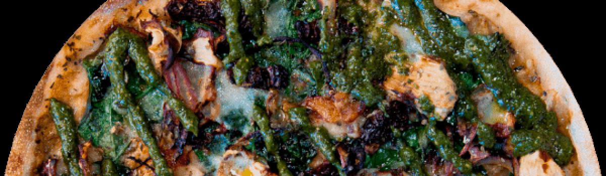 Vegan Spinach Artichoke