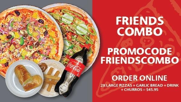 Friends Combo